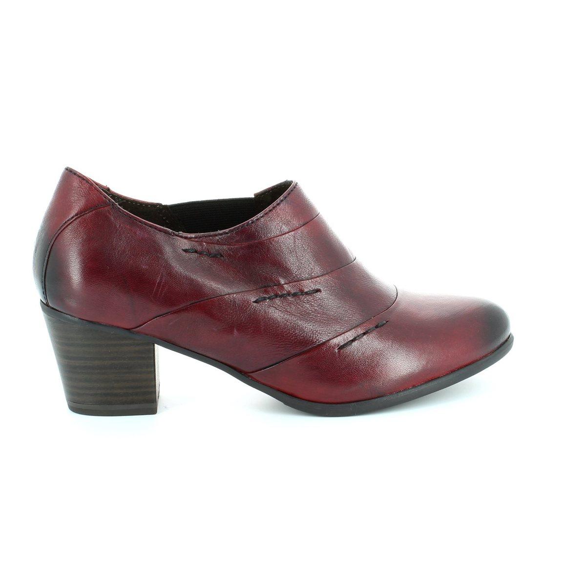 tamaris oksanadi 24406 501 dark red shoe boots. Black Bedroom Furniture Sets. Home Design Ideas