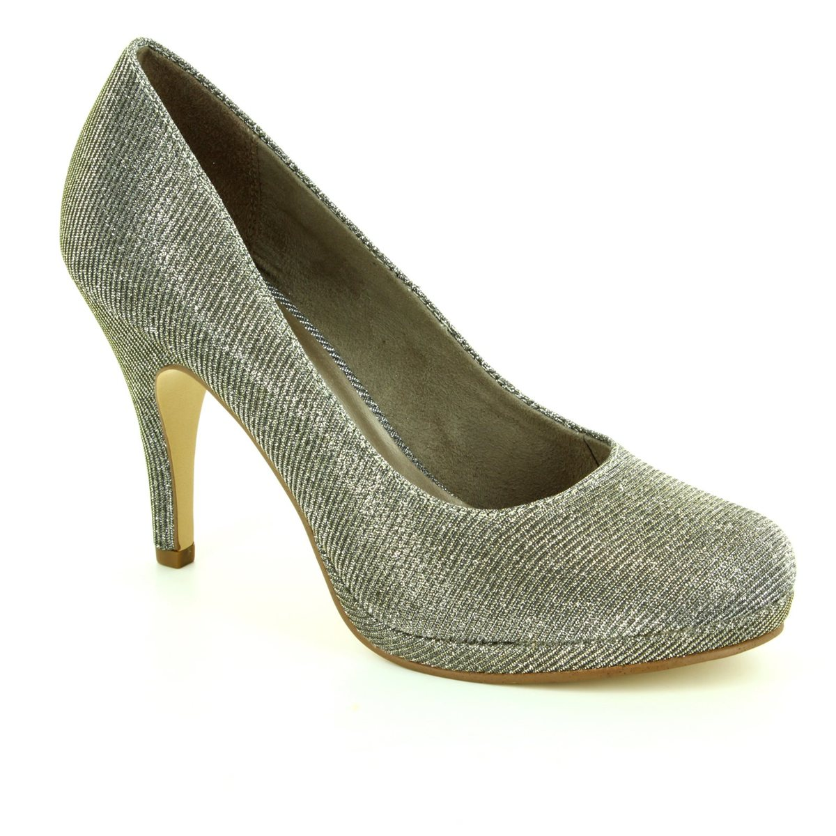 Tamaris High-heeled Shoes - Platinum - 22407 970 TAGGIA 8fae905932