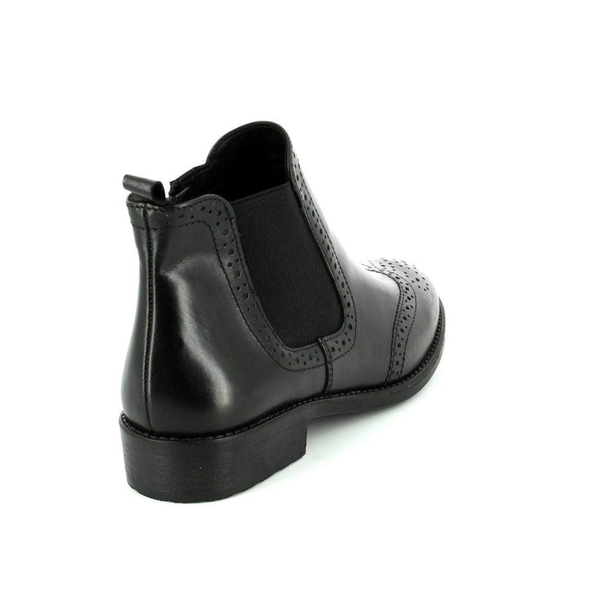 tamaris taina 25493 003 black chelsea boots. Black Bedroom Furniture Sets. Home Design Ideas