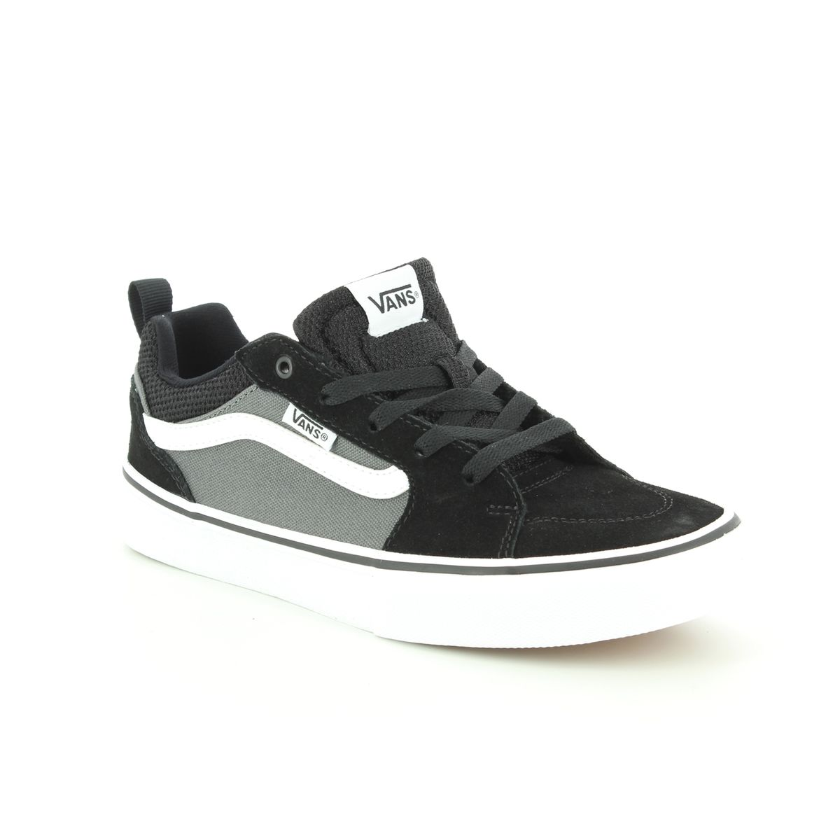 5b2f2e0d7b Vans Trainers - Black grey - VA3MVPUG7 35 FILMORE YOUTH