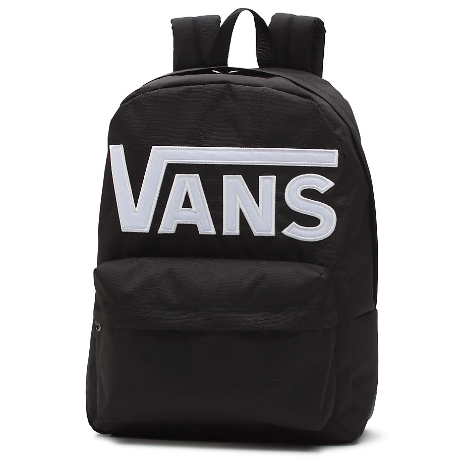 Vans Backpacks And Bags - Black multi - V00ONIY28 32 OLD SKOOL BACKPACK b2a8f371e