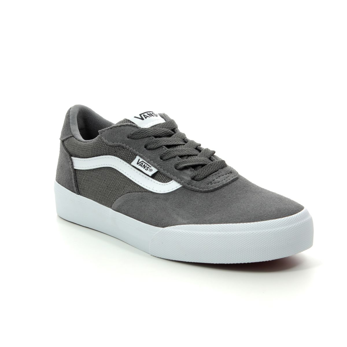 6b3729ebf0 Vans Trainers - Dark Grey - VN0A3WMXQ 35 PALOMAR YOUTH