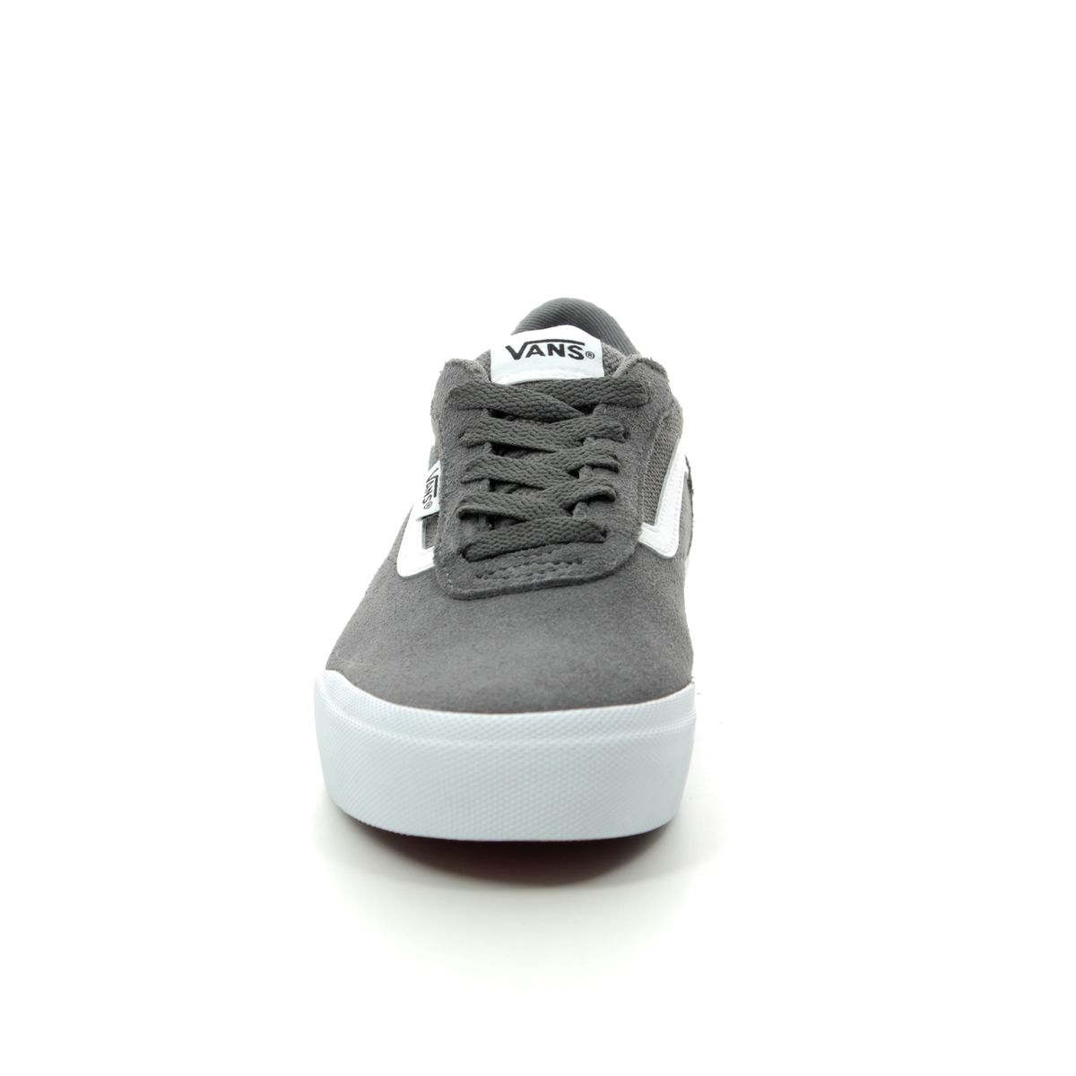 c5b3f17f110 Vans Trainers - Dark Grey - VN0A3WMXQ 35 PALOMAR YOUTH