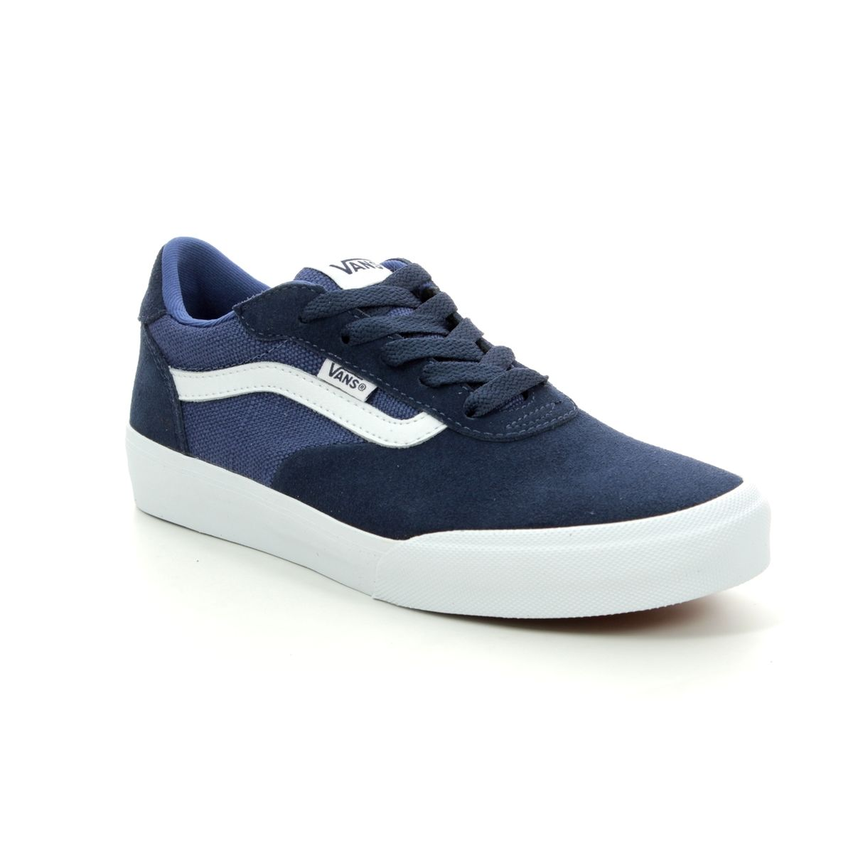 2ce216f84d50 Vans Trainers - Navy - VN0A3WMXV G6 PALOMAR YOUTH