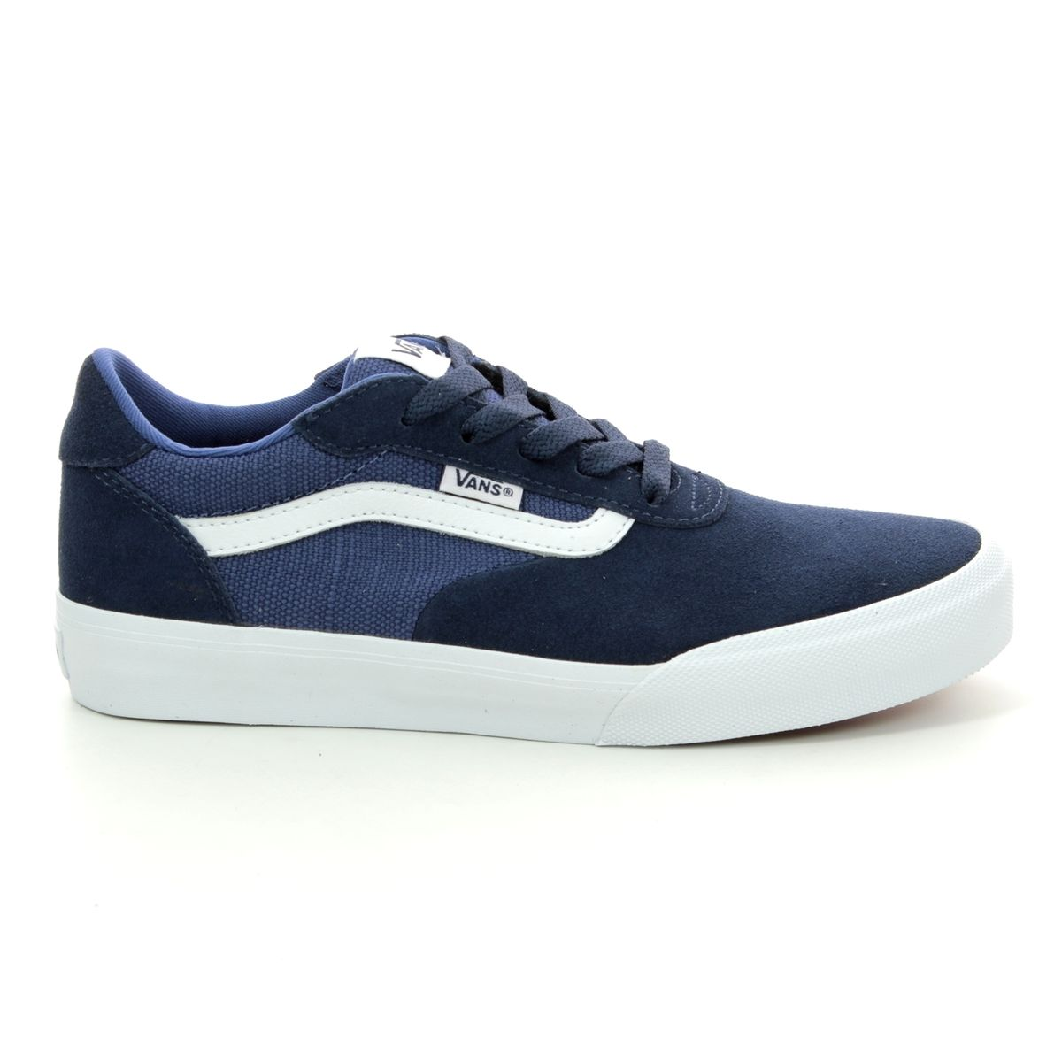 c5d8093d443 Vans Trainers - Navy - VN0A3WMXV G6 PALOMAR YOUTH