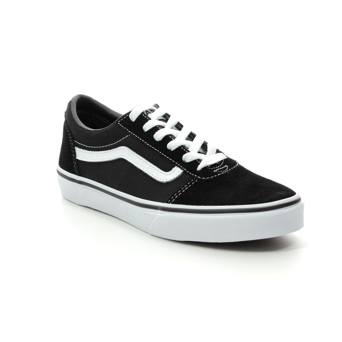 9482bf31a8 Vans Trainers - Black - VN0A38J9I JU WARD YTH