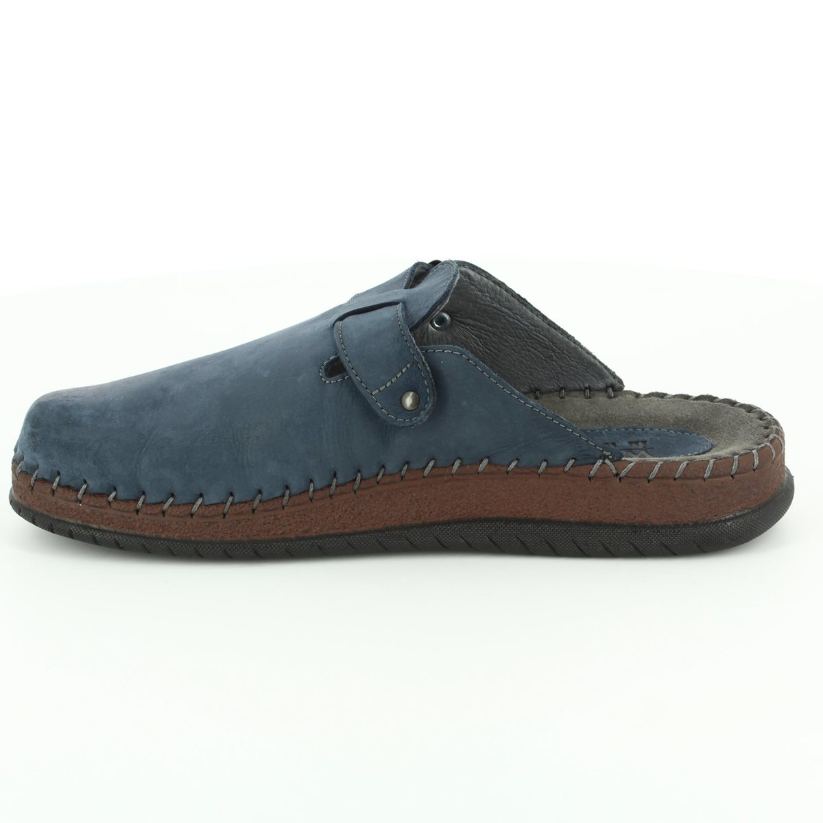 walk in the city conform 9289 19100 navy house shoe