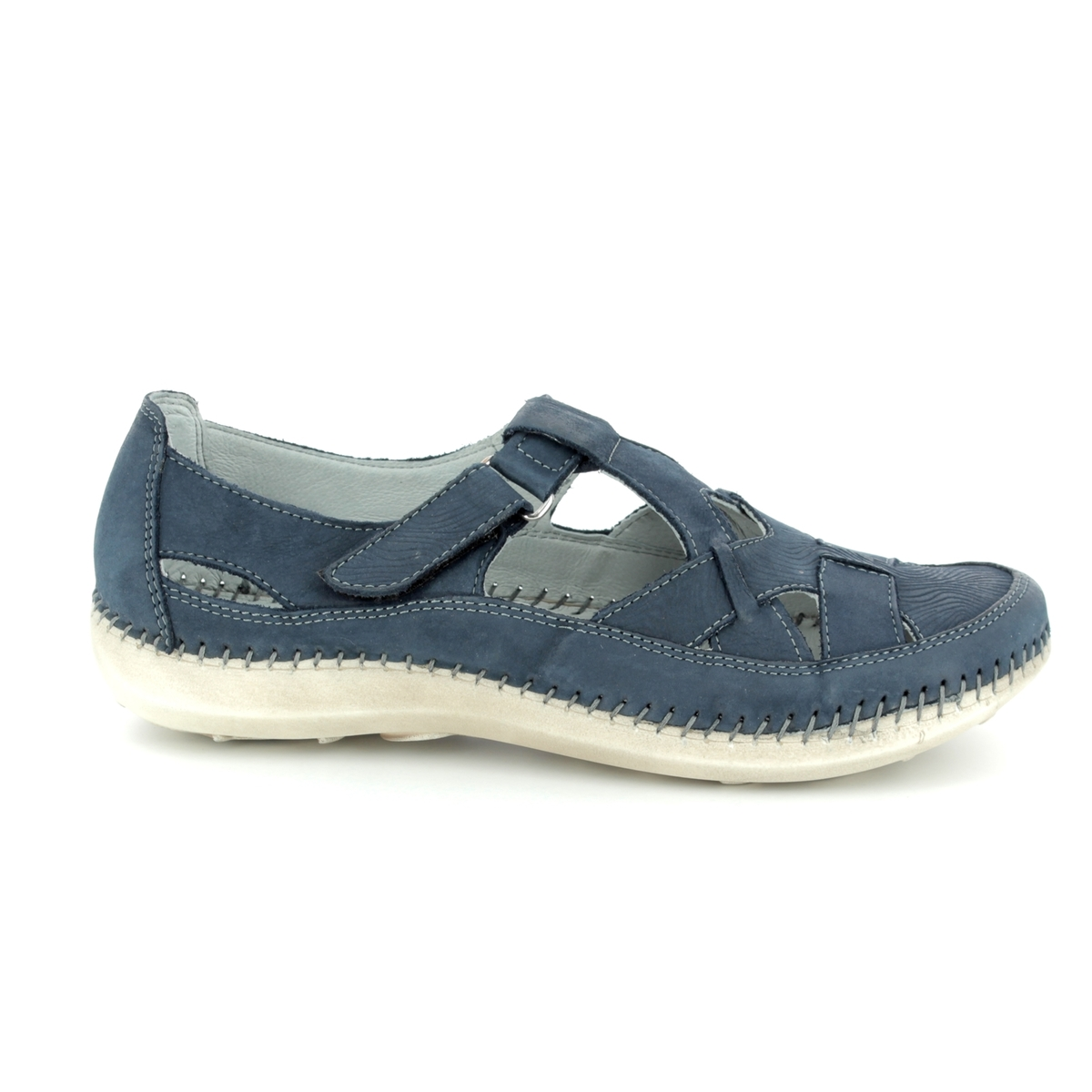 e876a010c22 Walk in the City Comfort Shoes - Blue - 7105 16030 DAISLAT