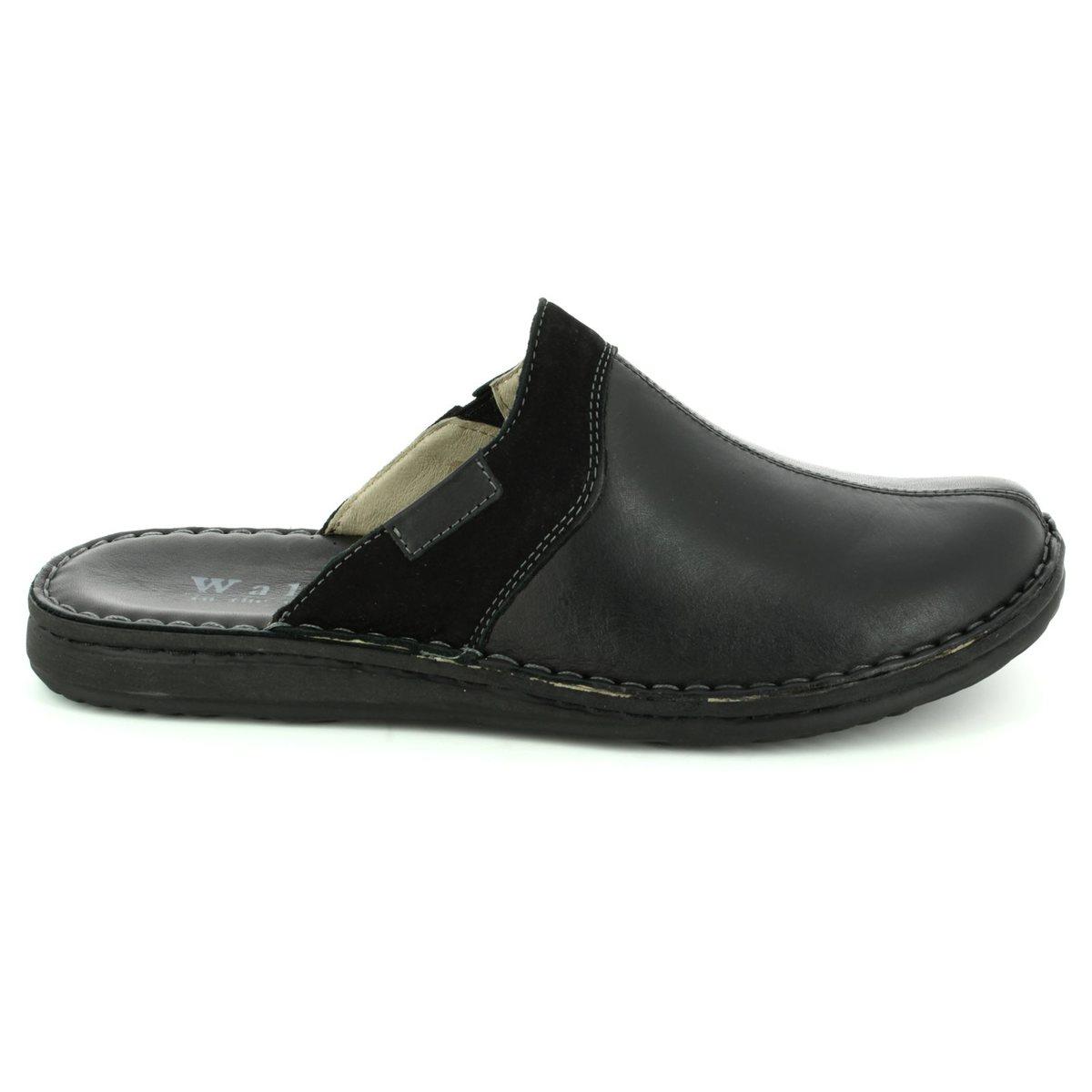 walk in the city leamu 2307 28800 black house shoe